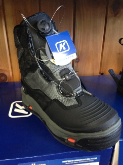Evening Sun Fly Shop - Korkers wading boots