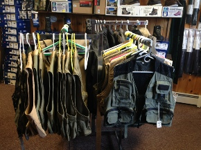 Evening Sun Fly Shop - vests and outerwear